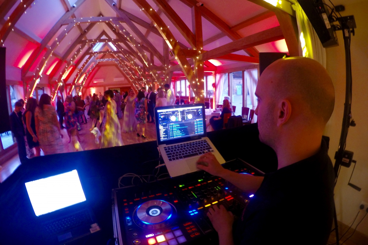 Wedding DJ hertfordshire