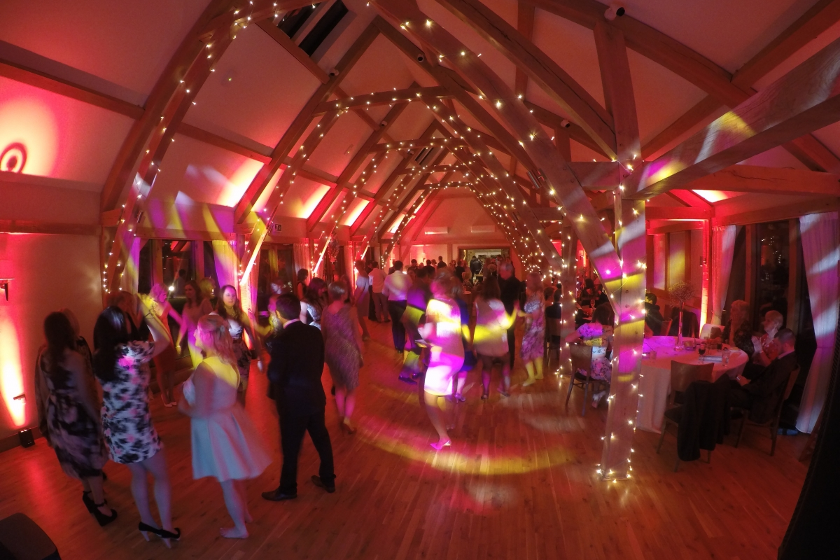 Bassmead Manor Wedding DJ