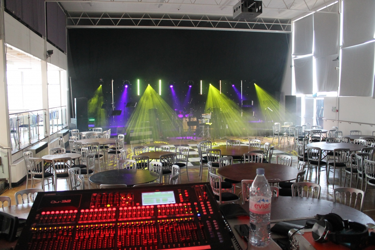 PA Hire, Speaker Hire, Sound System Hire Cambridge & East Anglia