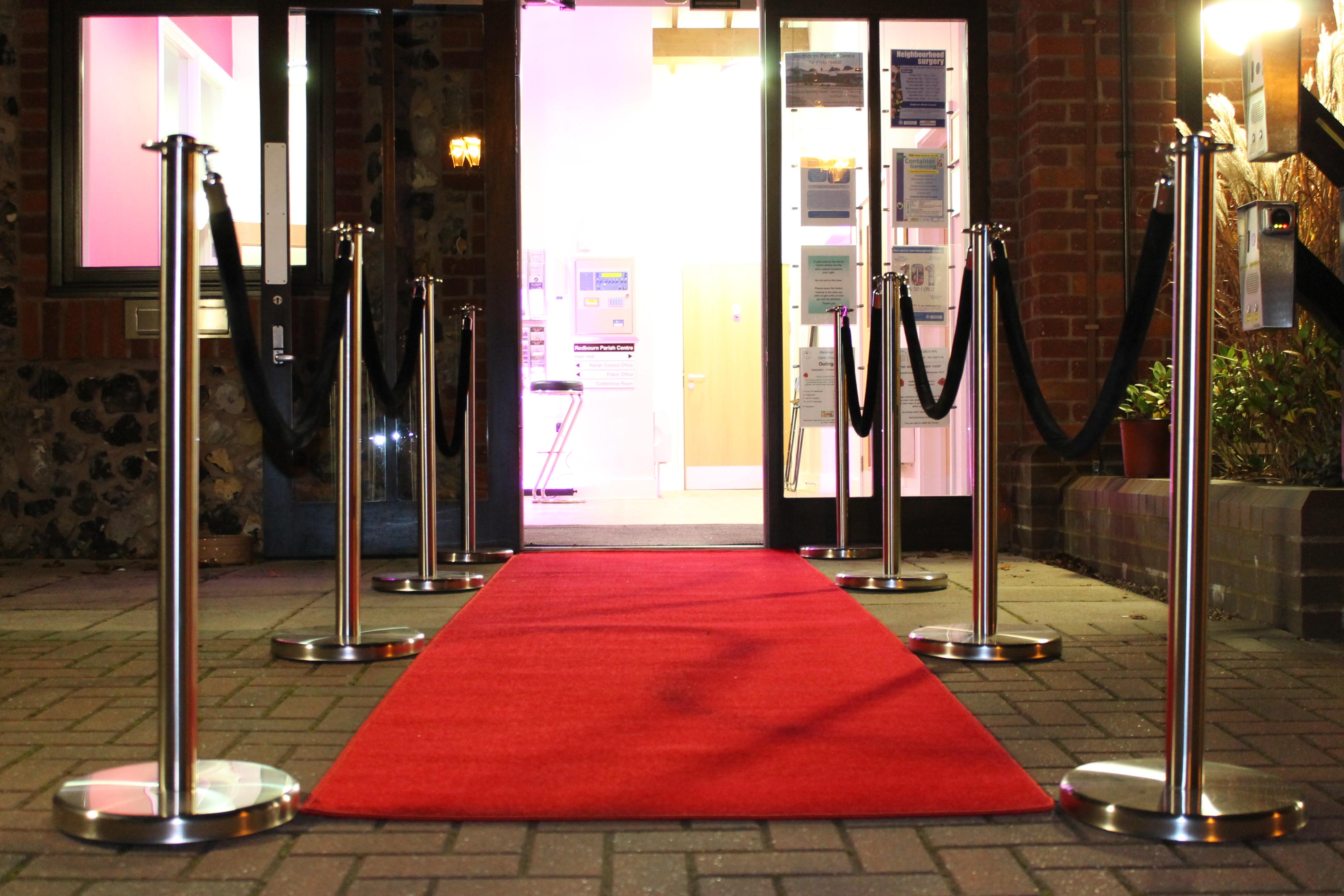 Red Carpet Hire Cambridge