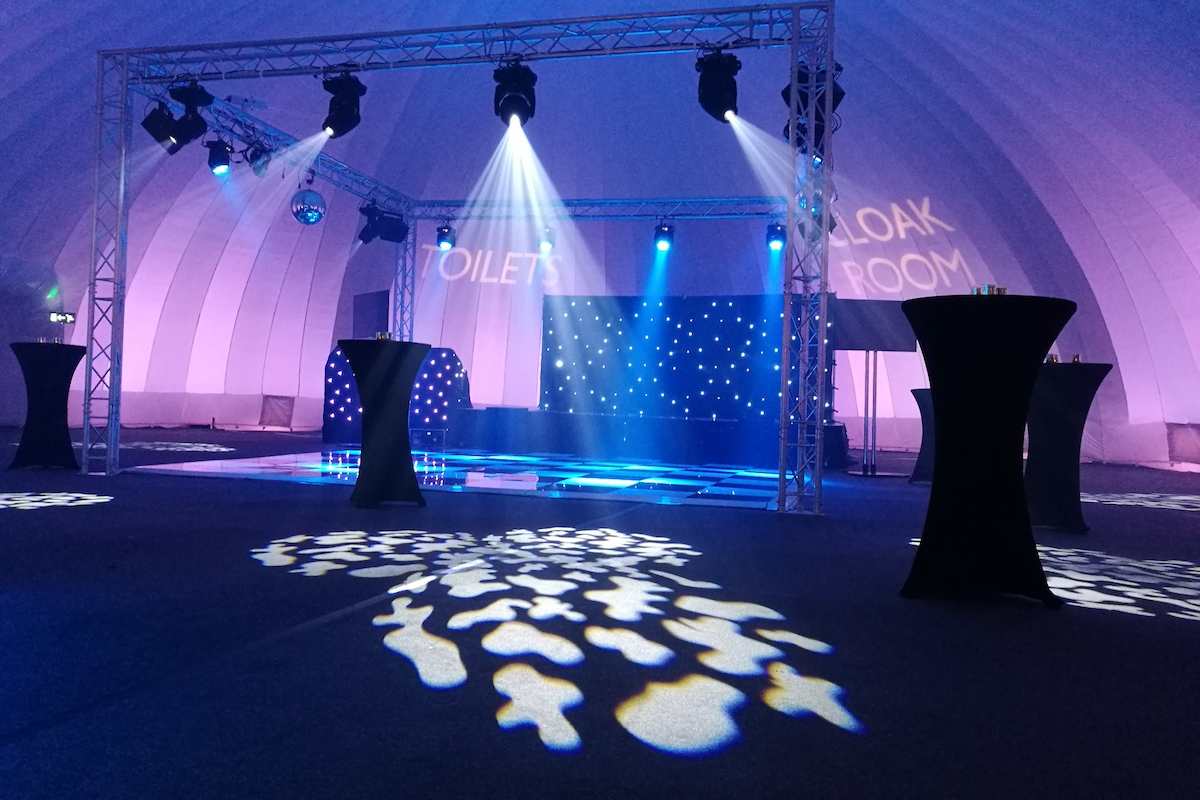 Event Production Cambridge