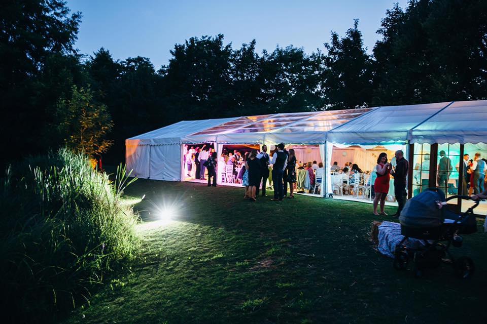 Wedding Marquee Cambridge