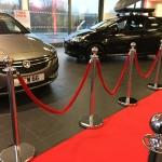 Vauxhall Showroom Event