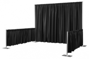 Pipe Drape Hire Cambridge