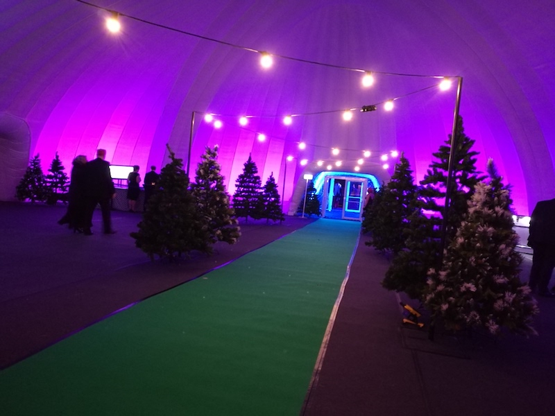 Event Festoon Hire
