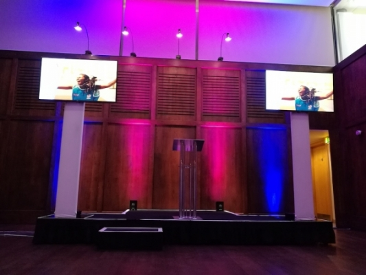 Audio Visual Hire Cambridge Hertfordshire