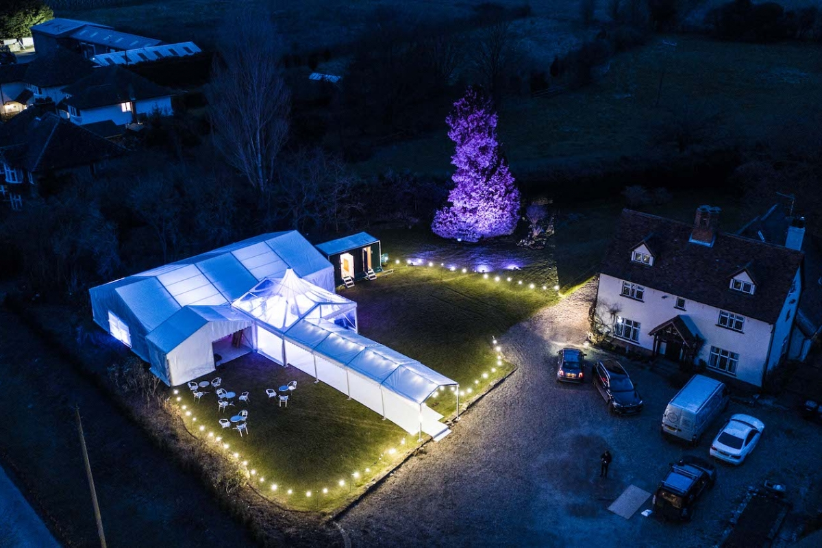 Party Festoon Hire